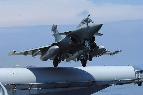 Rafale AM-39 Exocet