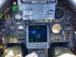 Cockpit Mirage 2000C