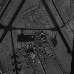 Image SAR provenant du RBE2 AESA