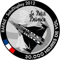 """Patch """"Les Ailes du petit prince"""""""