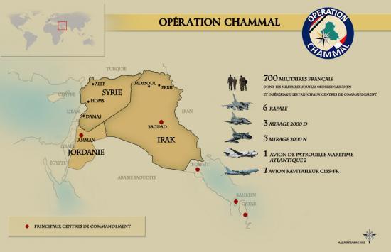Opération Chammal