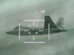 F-22 targeted