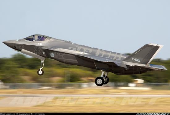 F-35 A RNAF