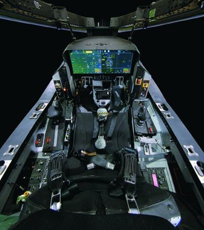 Cockpit F-35