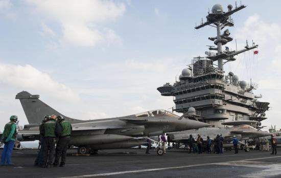 USS HS Truman