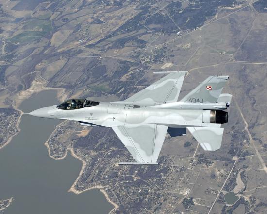 F-16 polonais