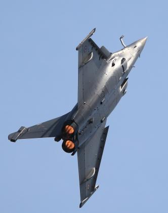 Rafale Solo Display 2014