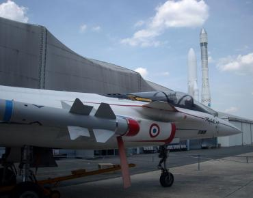 Rafale A au Musée de l'Air