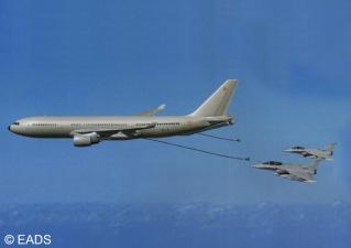 L'A-330 MRTT devrait remplacer les KC-135 vieillissants d'ici quelques années