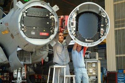 Radar RBE2 du Rafale