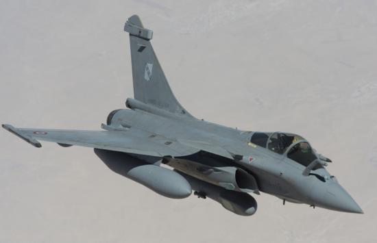 Reconnaissance au dessus de l'Irak