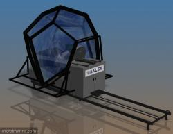 Simulateur Rafale
