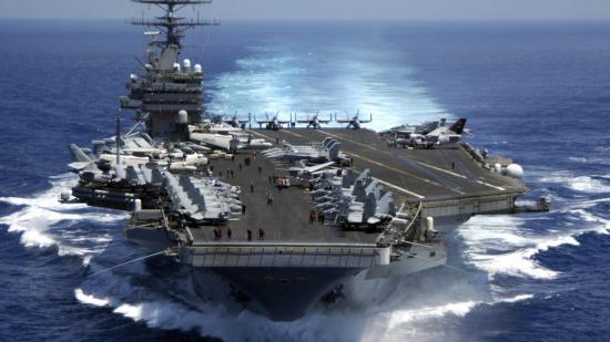 USS Carl Vinson (CVN-70)