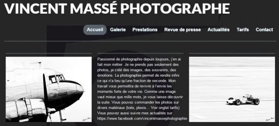 Vincent masse